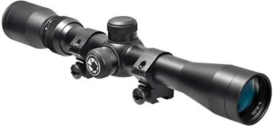 BARSKA 3-9x32 Plinker22 Riflescope