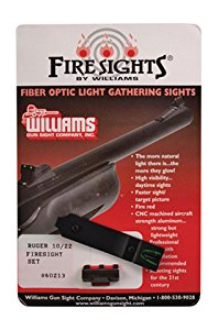 Fire Sights Ruger 1022