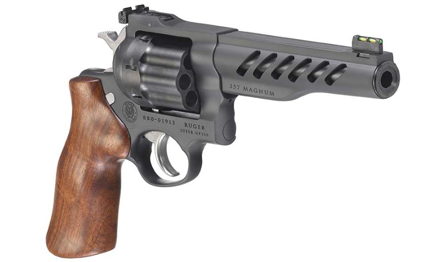 Ruger Custom Shop GP100
