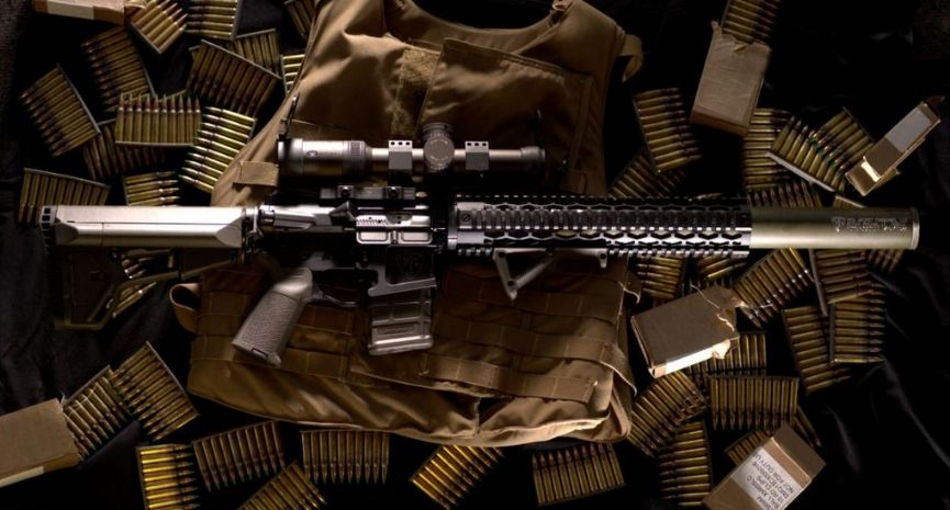Featured best .458 SOCOM suppressor
