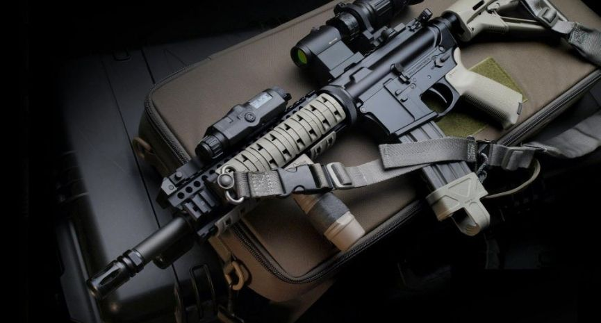 Best Ruger AR-556 Pistols Featured