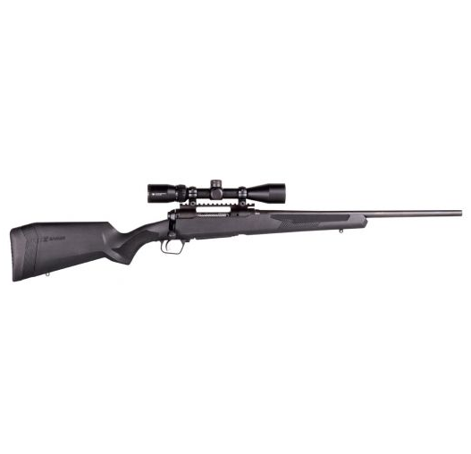Savage 110 Apex Hunter XP 308 Win Rifle (with 3-9x40 Vortex Crossfire II Scope)