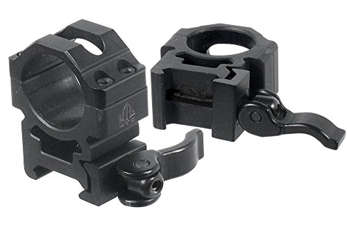 "UTG 1""/2PCs Med Pro Scope Mount"