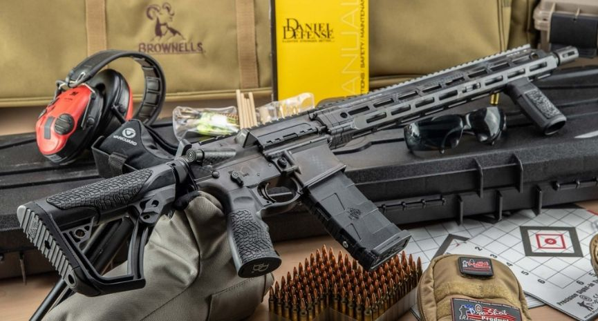 Best Home Defense Rifles Featured Image