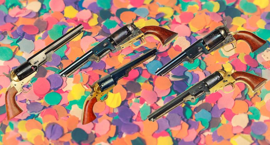 Best Black Powder Revolvers - Feature Image