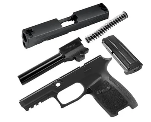 Sig Sauer - Caliber X-change Kit Sig Sauer P320 Compact