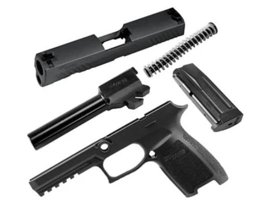 Sig Sauer - Caliber X-change Kit Sig Sauer P320 Fullsize