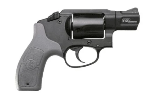 Smith & Wesson M&P Bodyguard .38 Double-Action Revolver