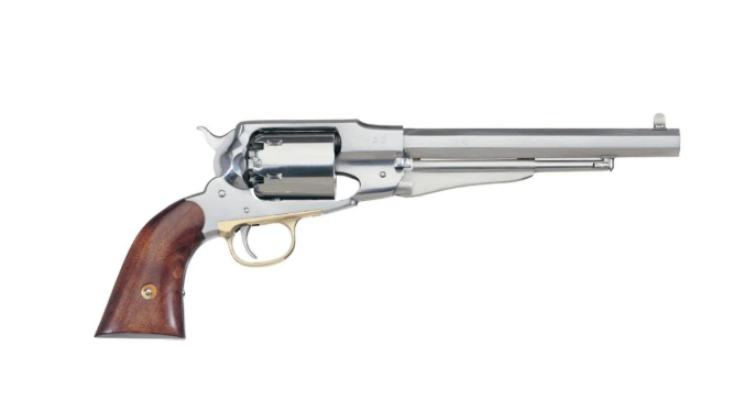 Uberti Reproduction Remington 1858 New Army Stainless Steel .44