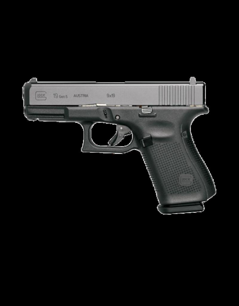 handguns glocks civilian smaller