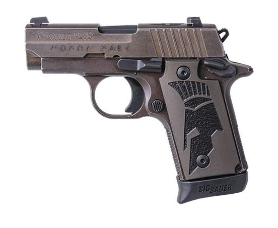 Sig Sauer P238 Spartanii 380 ACP2