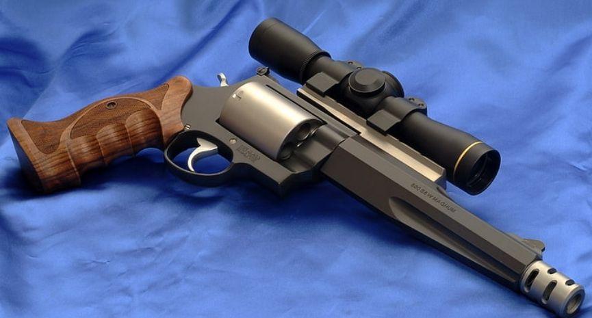 best handgun scopes wallpaper