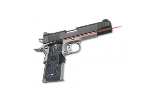 ​Crimson Trace 1911 Lasergrip, Front Activation