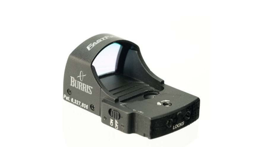 Burris FastFire II Red Dot Reflex Sight, 4 MOA Dot Reticle