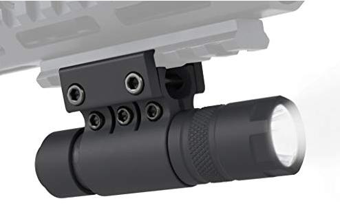 Monstrum Tactical LED Flashlight