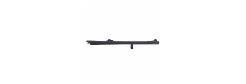Remington 870 Barrel, 18 inches, Police with Rifle Sights, Parkerized