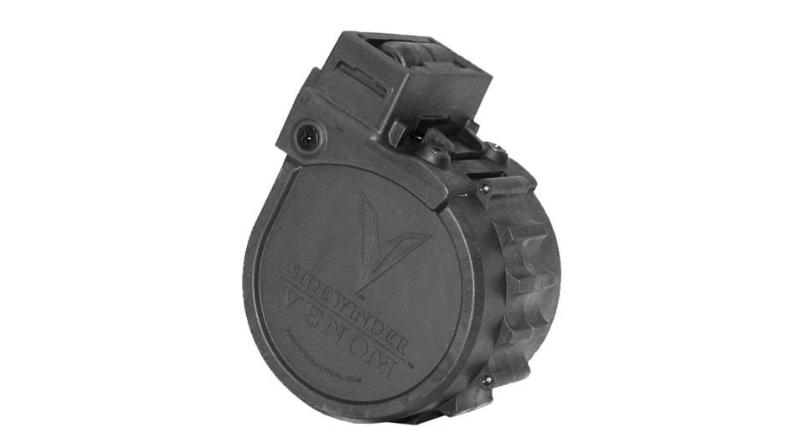 Adaptive Tactical Sidewinder Venom 10 Round Rotary Magazine
