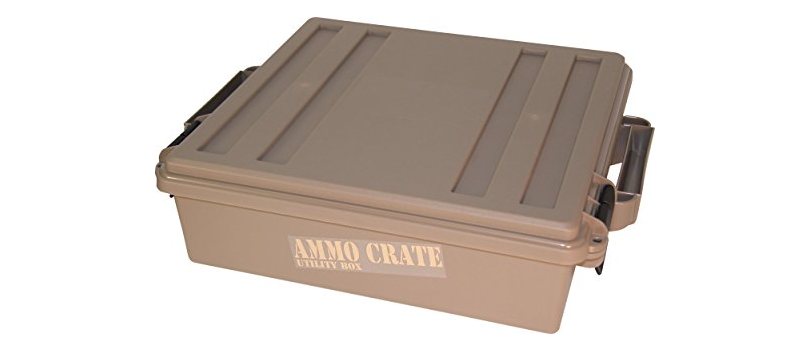 MTM ACR5-72 Ammo Crate Utility Box with 4.5 inches Deep