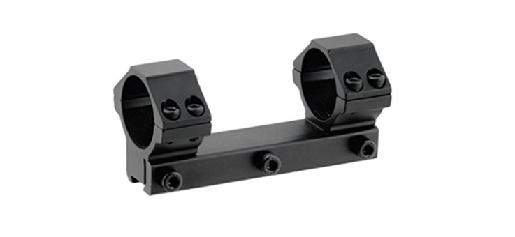 Leapers Accushot 1-Pc Mount with 1 Rings, 3 8 Dovetail