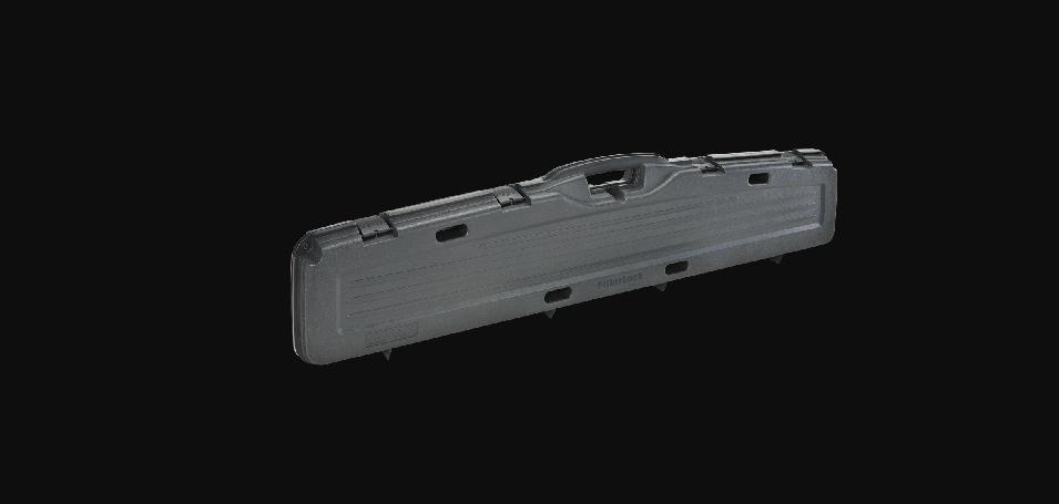 Plano Pillarlock Pro Max Single-Scoped Rifle Black Hard Case