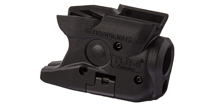 TLR-6 Subcompact Gun Mounted Light With Red Laser